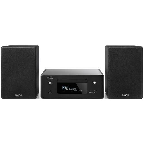 Denon CEOL N10 Schwarz Stereoanlage