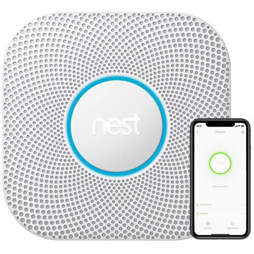 Google Nest Protect V2 Netzstrom Rauchmelder