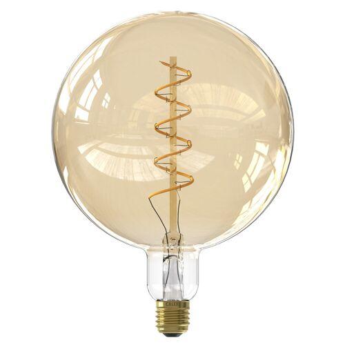 Calex WLAN Smart XXL G200 Kugellampe Gold E27 Smart-Home-Lampe