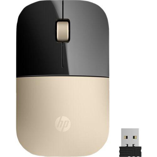 HP Z3700 Kabellose Maus Gold Maus