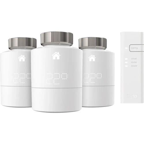 Tado Intelligenter Heizkörperthermostat Starter 3er-Pack Thermostat