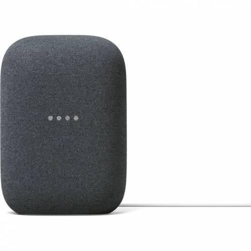 Google Nest Audio Anthrazit WLAN-Lautsprecher