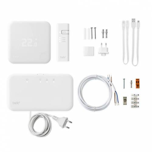 Tado Starter Kit - Wireless Smart Thermostat V3+ Thermostat