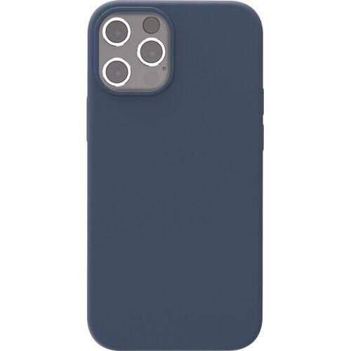 Azuri Backcover Apple iPhone 12 Pro Max Silikon-Backcover in Blau
