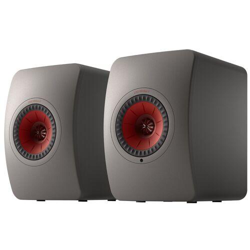 KEF LS50 Wireless II Grau (pro Paar) WLAN-Lautsprecher
