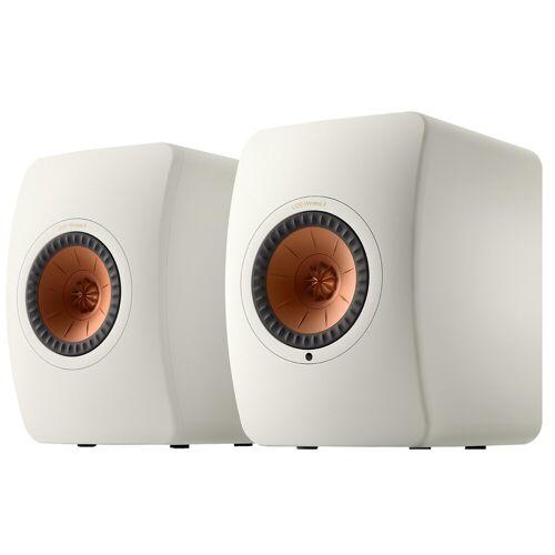KEF LS50 Wireless II Weiß (pro Paar) WLAN-Lautsprecher
