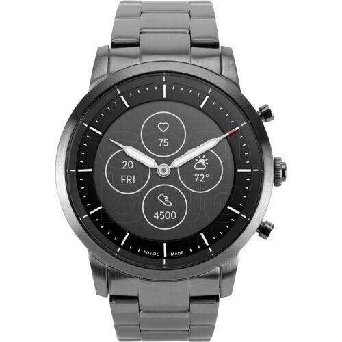 Fossil Collider Hybrid HR Smartwatch FTW7009 Grau Smartwatch