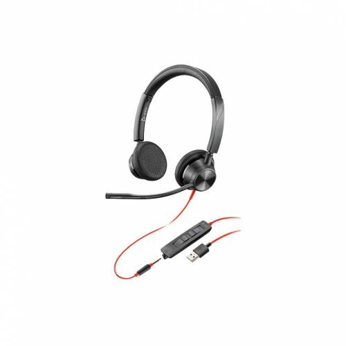 Poly Blackwire 3320-M USB-A-Office-Headset Office-Headset