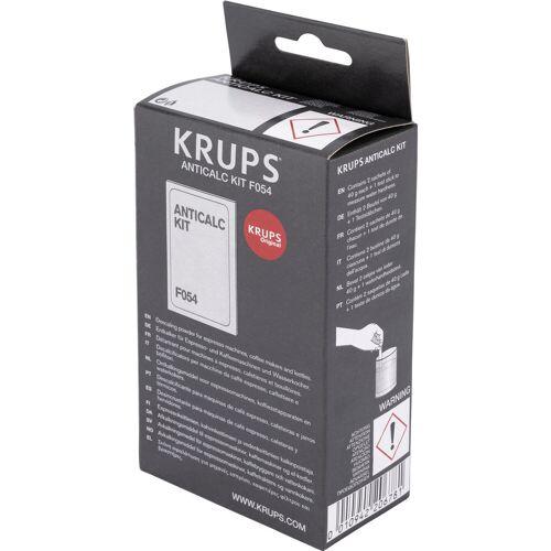 Krups Entkalkungssatz F054 Entkalker für Kaffeemaschinen