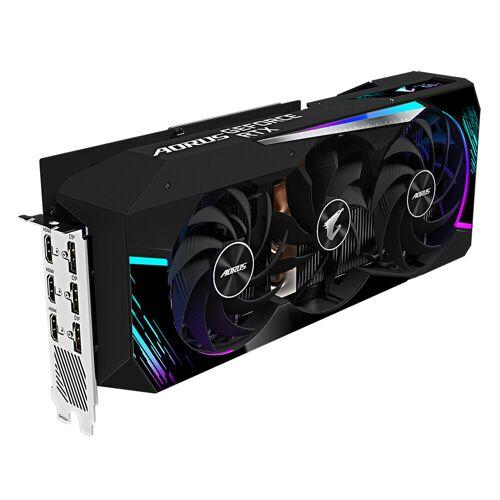 Gigabyte AORUS GeForce RTX 3080 MASTER 10G Grafikkarte