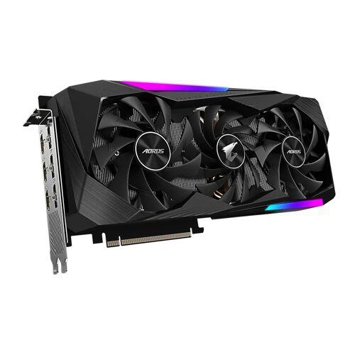 Gigabyte AORUS GeForce RTX 3060 Ti MASTER 8G Grafikkarte