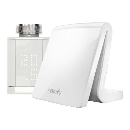 Somfy-Heizkörperventil + TaHoma-Box Thermostat