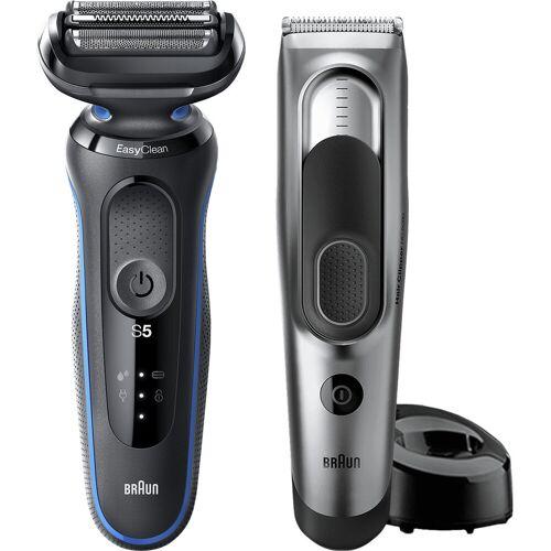 Braun 50-BI620s + Braun HC5090 Haarschneider Rasierer