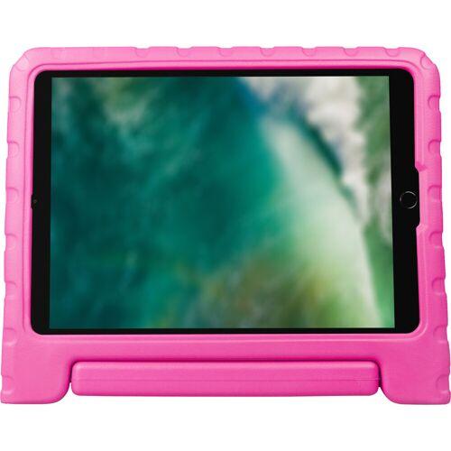 Xqisit Stand Apple iPad (2020) / (2019) und iPad Air (2019) Kids Cover Rosa
