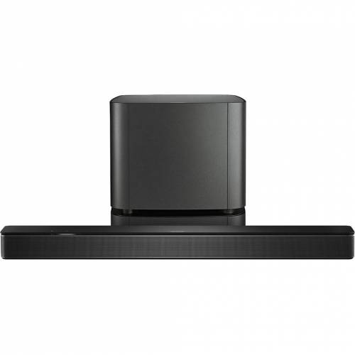 Bose Smart Soundbar 300 + Bose Bass Module 500 Soundbar