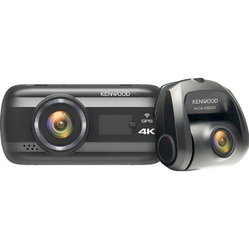 Kenwood DRV-A601W + Kenwood-Rückfahrkamera KCA-R200 Dashcam