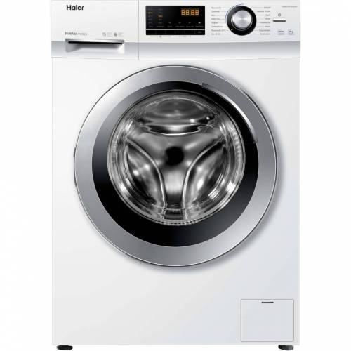 HAIER HW80-BP14636N-DE Waschmaschine