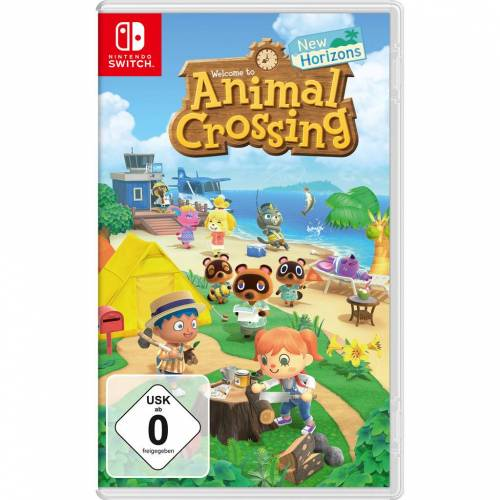 Nintendo Animal Crossing New Horizons Spiel