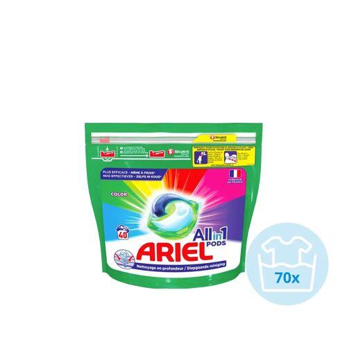 Ariel-All-in1 Pods Color 70 Stück waschmittel