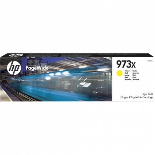 HP 973X Patrone Gelb Patrone
