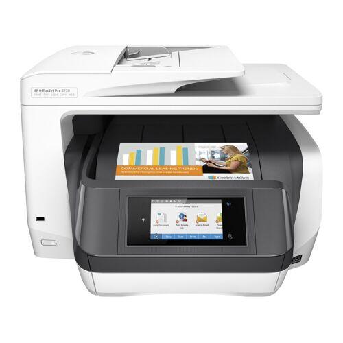 HP OfficeJet Pro 8730 All-in-One Drucker