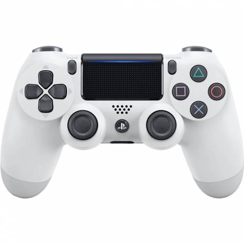 Sony DualShock 4 Controller PS4 V2, Weiß Controller