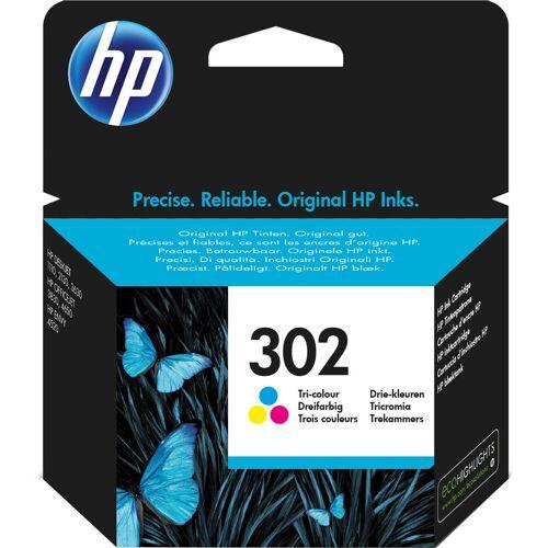HP 302 Patronenfarbe Patrone