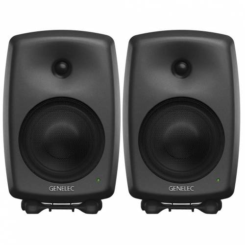 Genelec 8040 BPM Duo-Pack Studiolautsprecher