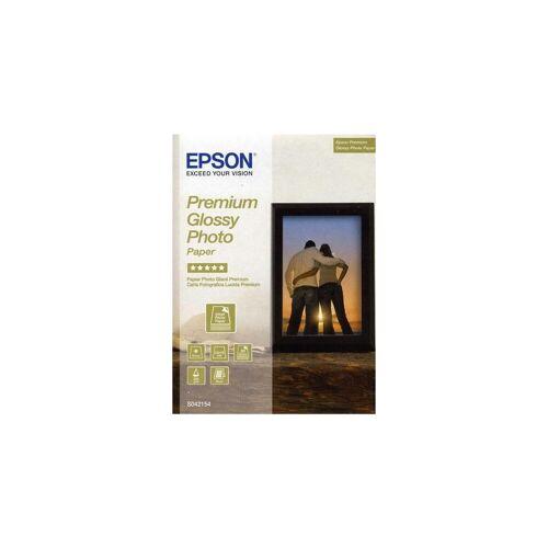 Epson Premium Glossy Fotopapier 30 Blatt (13 x 18) Papier-