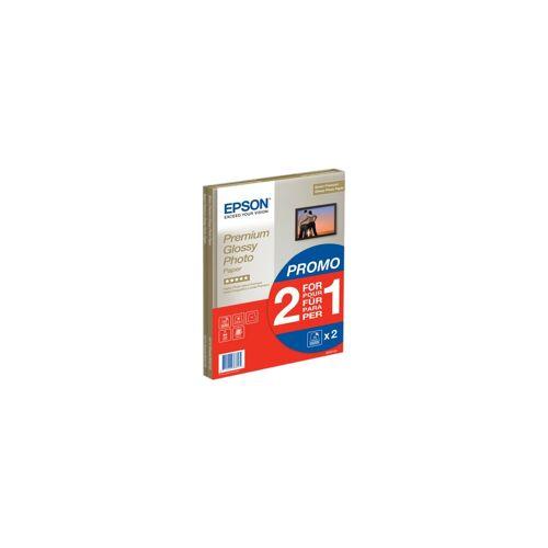 Epson Premium Glossy Fotopapier 30 Blatt (A4) Papier-