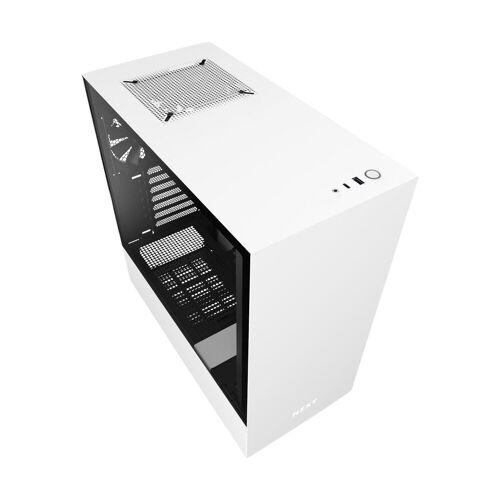 NZXT H510 Weiß/Schwarz Computergehäuse