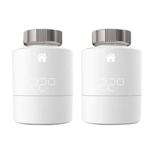 Tado intelligenter Heizkörperthermostat Duo-Pack Thermostat