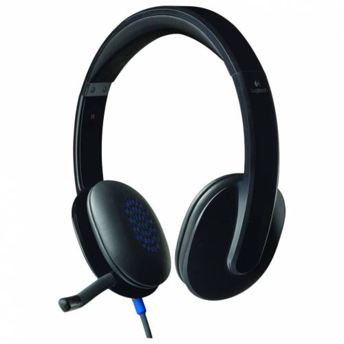Logitech H540 USB-Headset Office-Headset