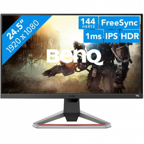 BenQ EX2510 Bildschirm
