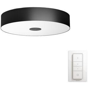 Philips Hue Fair Deckenleuchte White Ambiance Bluetooth Schwarz