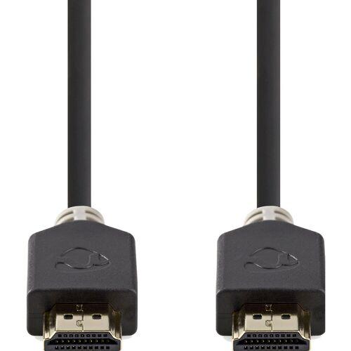 Nedis HDMI-2.1-Kabel vergoldet 1 Meter HDMI-Kabel