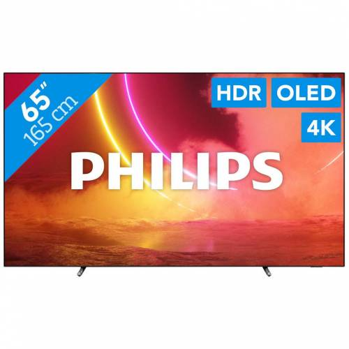 Philips 65OLED805 - Ambilight (2020) Fernseher