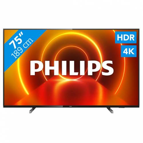 Philips 75PUS7805 - Ambilight (2020) Fernseher