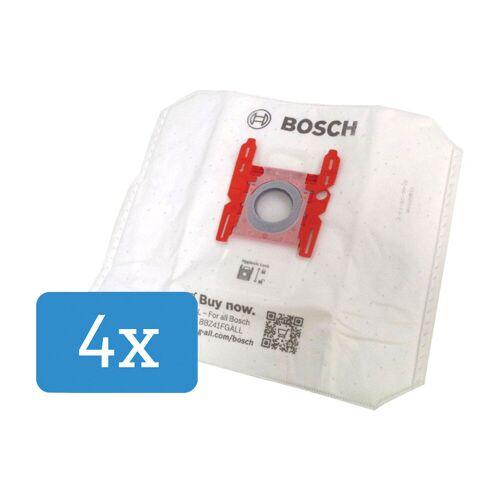 Bosch BBZ41FGALL G All Staubsaugerbeutel (4 Stück) Staubsaugerbeutel
