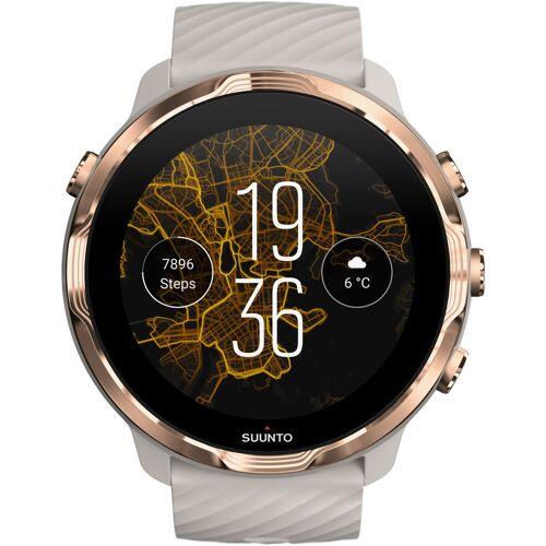 Suunto 7 Rosé Gold/Beige Smartwatch