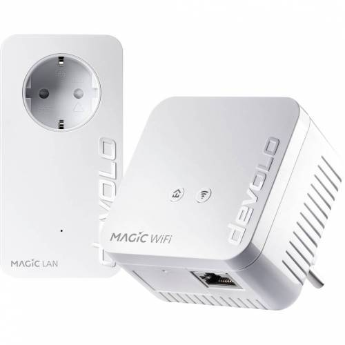 Devolo Magic 1 WiFi Mini Starter Kit - NL PowerLAN-Adapter