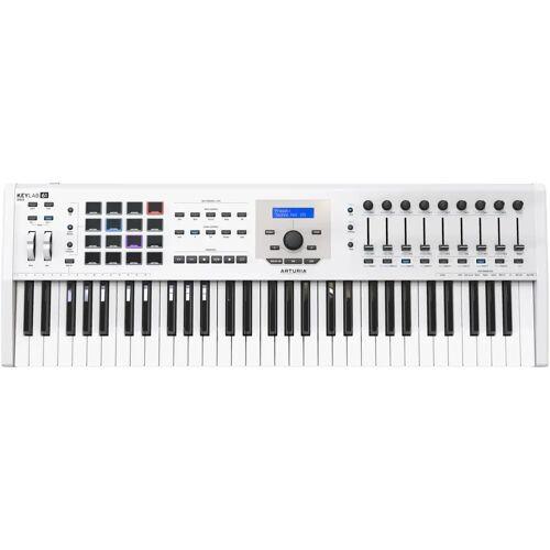 Arturia Keylab MKII 61 Weiß MIDI-Keyboard