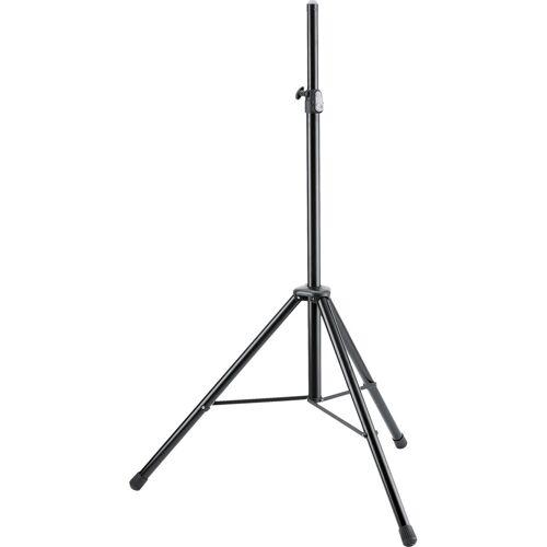 K&M 21436 Pro Audio Lautsprecherstativ Schwarz Lautsprecherständer
