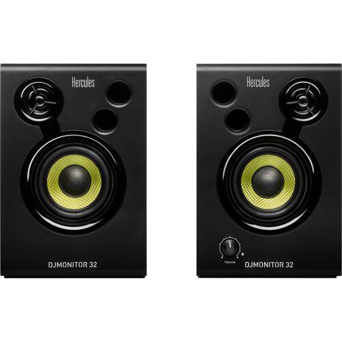 Hercules DJMonitor 32 Duo-Pack Studiolautsprecher