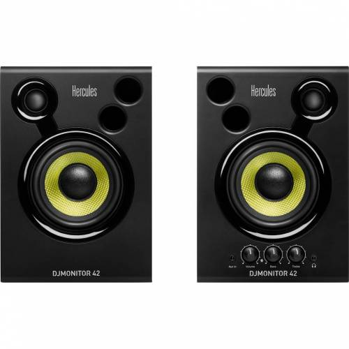 Hercules DJMonitor 42 Duo-Pack Studiolautsprecher