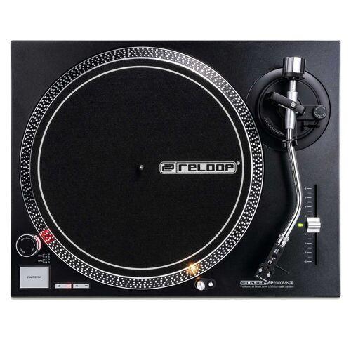 Reloop HiFi Reloop RP-2000 MK2 DJ-Plattenspieler