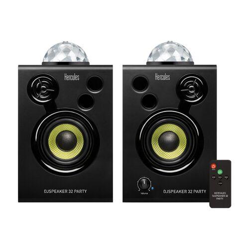 Hercules DJSpeaker 32 Party Duo-Pack Studiolautsprecher