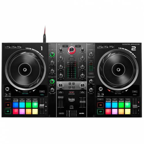 Hercules DJControl Inpulse 500 DJ Controller