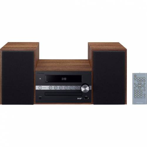 Pioneer X-CM56D Schwarz Stereoanlage