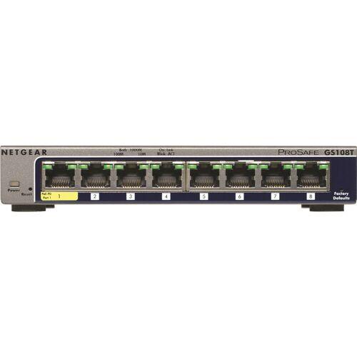 Netgear GS108T Switch